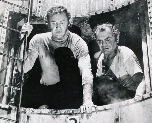 Una imagen de la película 'La aventura del