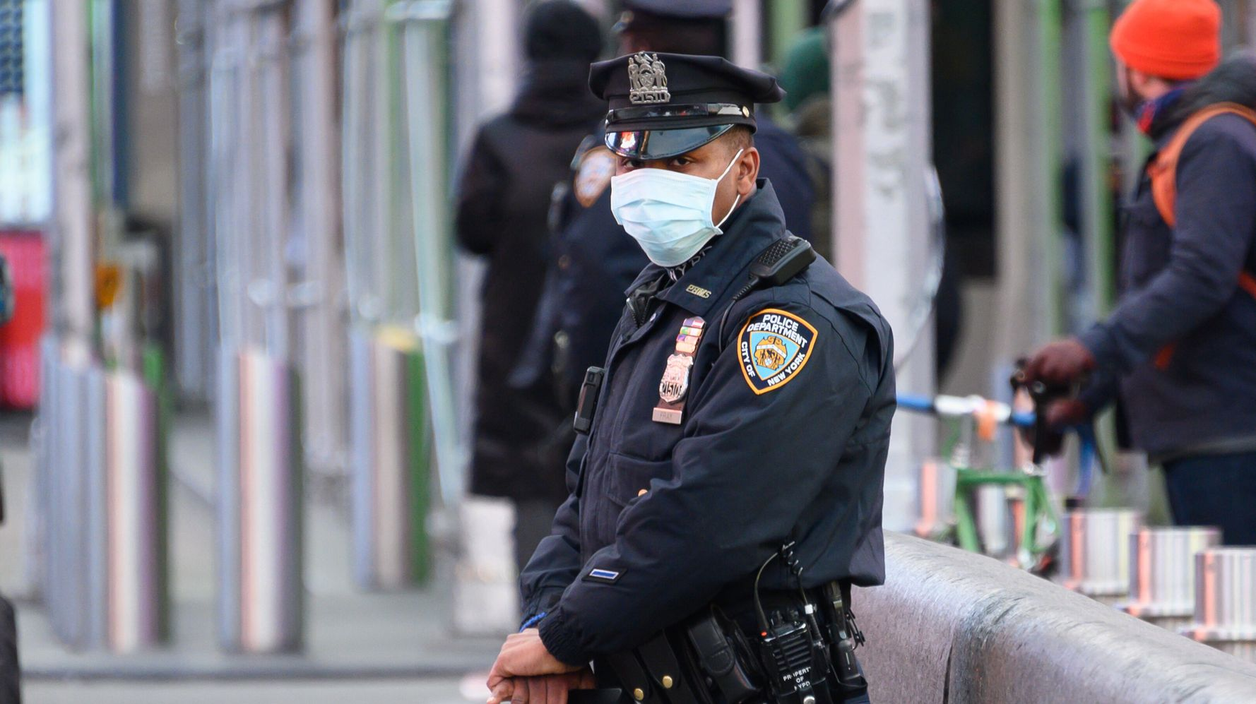 100 NYPD Cops Have Tested Positive For Coronavirus | HuffPost