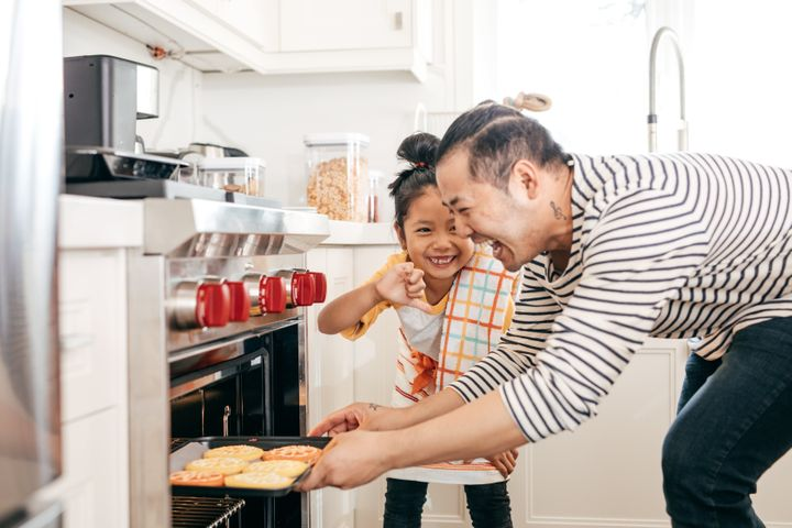 Kids can take part in fun baking projects and even help make their own birthday cakes.