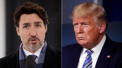 Trudeau et Trump: contraste majeur dans la lutte contre le