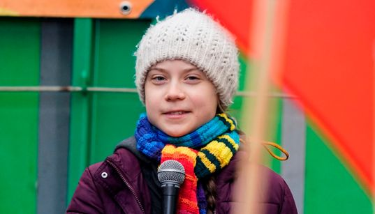 Greta Thunberg Urges Young People To Stay Home In Case They Have