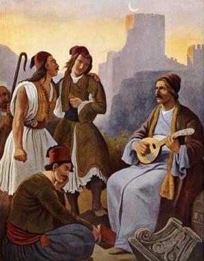 «ο Ρήγας εξάπτει τον προς ελευθερίαν των Ελλήνων