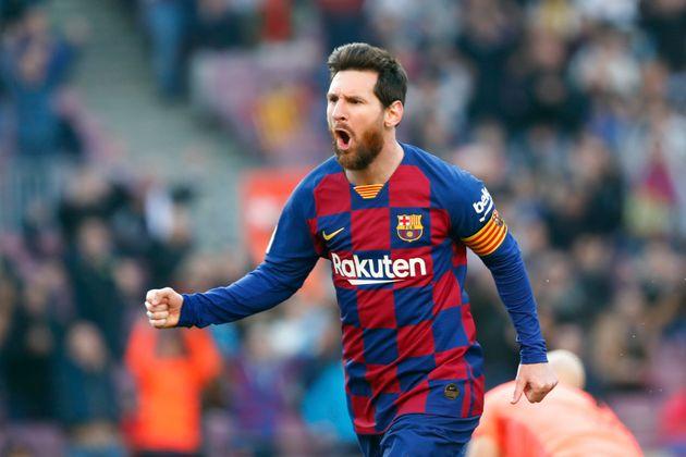Leo Messi dona un millón de euros para luchar contra el