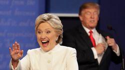 En une phrase, Clinton atomise Trump sur sa gestion du