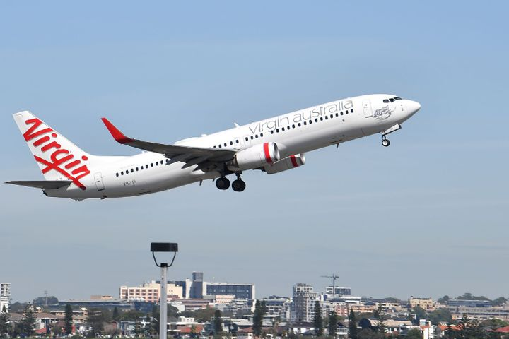 Virgin Airlines has said it's cutting 90% of its domestic flights and 8,000 staff amid the coronavirus crisis.