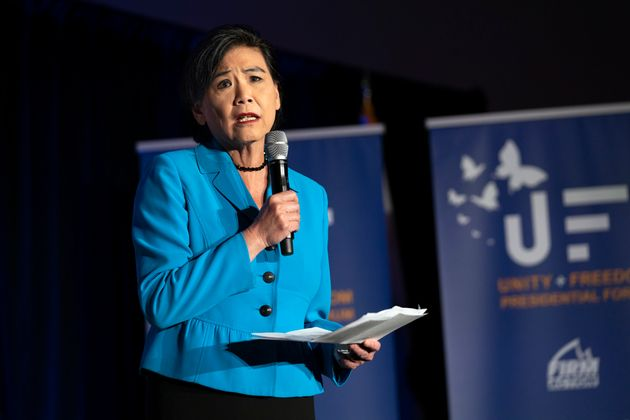 Rep. Judy Chu (D-Calif.) says House lawmakers hoping to pass a resolution blaming China for the coronavirus...
