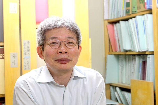 劇作家の平田オリザさん