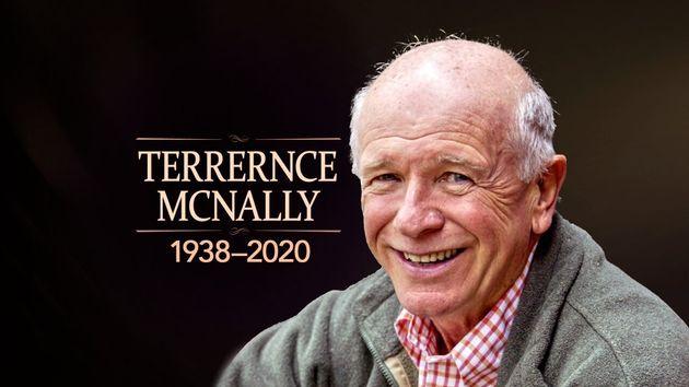 Πέθανε ο σπουδαίος θεατρικός συγγραφέας Τέρενς ΜακΝάλι από