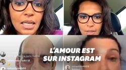 Karine Le Marchand aide des célibataires à trouver l'amour via des lives