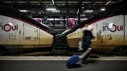 Il n'y aura que 7% des TGV en circulation ce