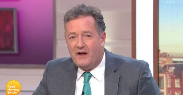 Piers Morgan To Miss Good Morning Britain As He Awaits Coronavirus Test Result