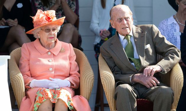 Queen Elizabeth II and Prince Philip have retreated to their royal residence in Windsor amid the coronavirus