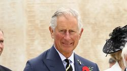 英チャールズ皇太子が、新型コロナに感染