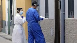 Una jueza ordena dar protección a sanitarios de Madrid en 24