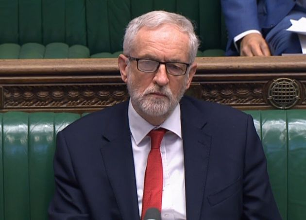 Jeremy Corbyn Says His 'Voice Will Not Be Stilled' As He Prepares To Step Down As Labour Leader