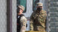 주한미군이 '공중보건 비상사태'를