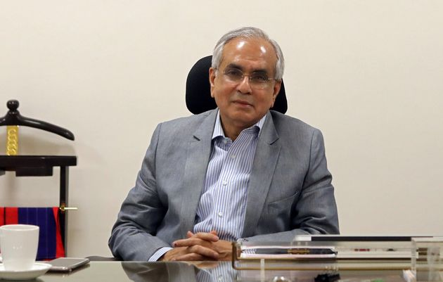 Rajiv Kumar, vice chairman of NITI Aayog (National Institute for Transforming India), in a file
