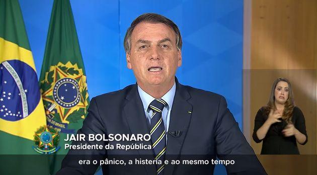 O tom errado na hora errada: Bolsonaro ignora mortes e vai na contramão da