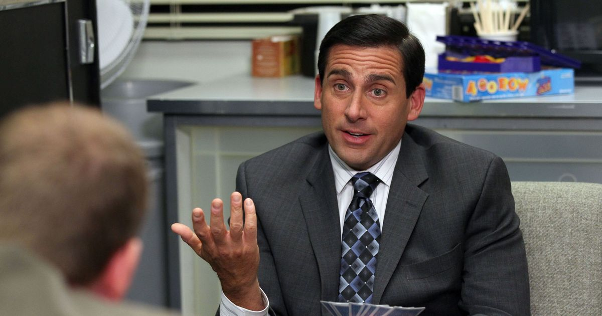 The 'Asinine' Reason Steve Carell Was Forced To Leave 'The Office'