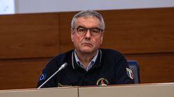 Borrelli ha la febbre: la conferenza stampa delle 18 presieduta da
