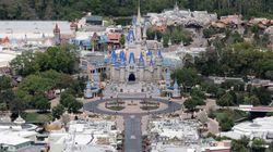 COVID-19: ces photos saisissantes montrent Walt Disney World complètement