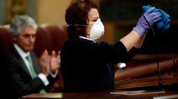 El nuevo aplauso del Congreso a Catalina y