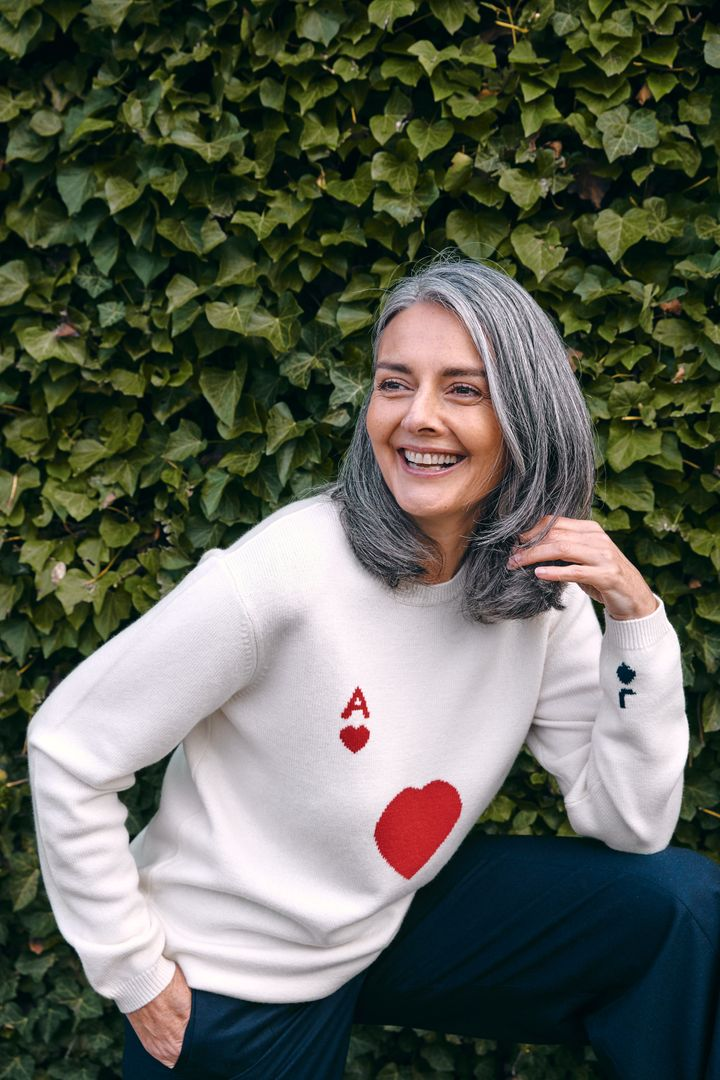 Women Are Leaning In And Loving Their Gray Hair Like Never Before