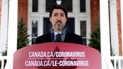 Ottawa distribuera une prestation d'urgence de 2000$ par