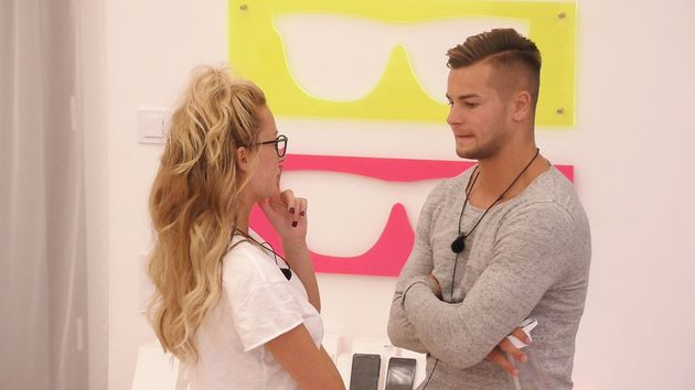 Olivia was in a relationship with Chris Hughes during her time on the ITV2 reality
