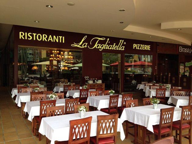 Un restaurante de La Tagliatella, del grupo
