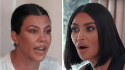 Kourtney Slaps Kim Kardashian In Brutal New Teaser: 'I Will F**k You