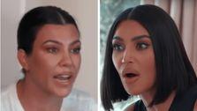 Kourtney Slap Kim Kardashian Im Brutalen Neuen Teaser: