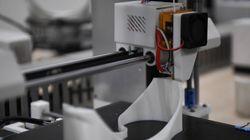 COVID-19: les imprimantes 3D du Québec en