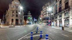 Estas fotos de Madrid vacío durante la cuarentena SÍ te las puedes