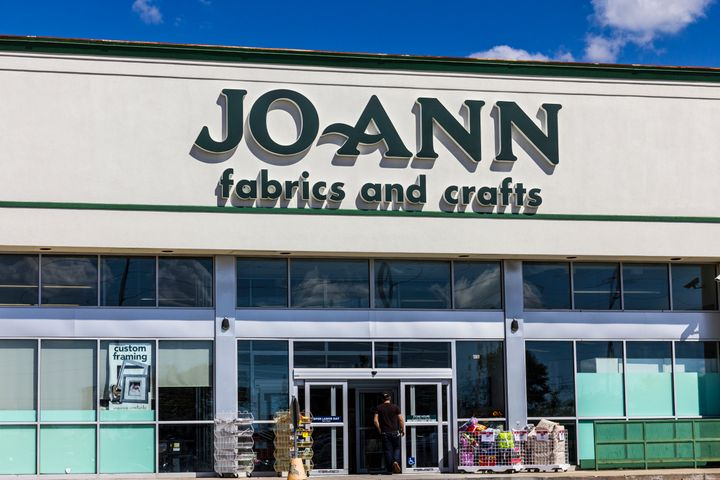 JoAnn Fabrics has closed some stores to foot traffic but many remain open during the coronavirus pandemic.