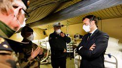 Contre l'épidémie de coronavirus, Macron mobilise l'armée en lançant l'opération