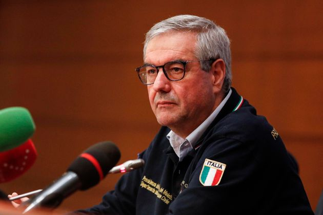 Angelo Borrelli, capo della Protezione