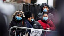 Νέα Υόρκη Αγώνες Με Coronavirus, ΗΠΑ Θάνατο Πάνω από 1.000