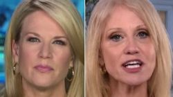 Kellyanne Conway Gets Hit With Unexpected Fact-Check Live On Fox