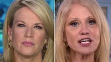 Kellyanne Conway Getroffen Wird, Mit Unerwarteten Tatsache Ist-Schauen Sie Live Auf Fox News