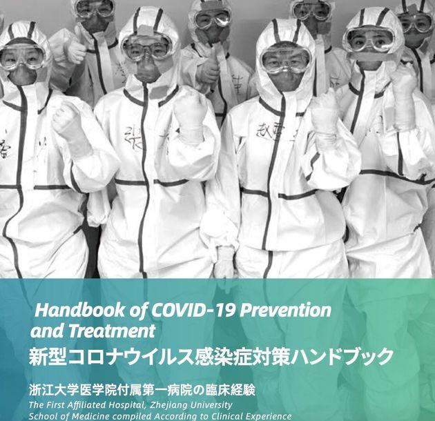 ハンドブック(日本語版)の表紙
