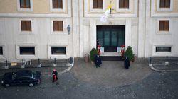 Monsignore in servizio alla Segreteria di Stato vaticana positivo al