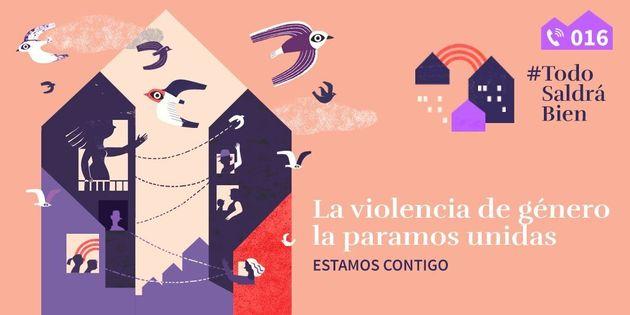 Contra la violencia de