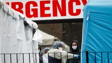 13 Die From Coronavirus At NYC Hospital In 1 Day