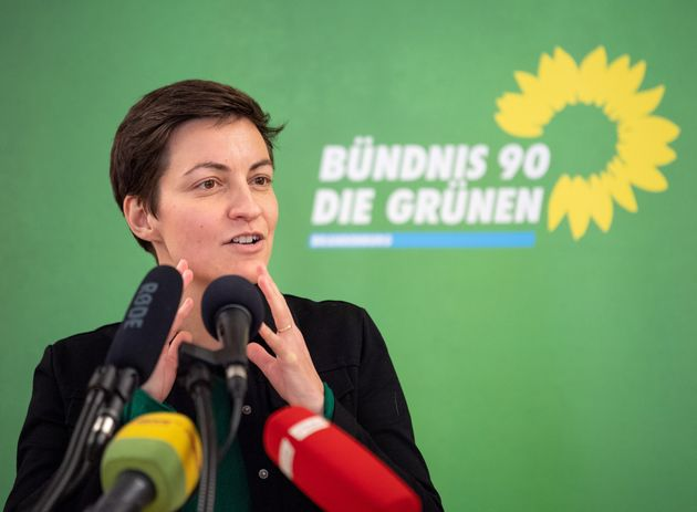I Verdi tedeschi stanno con l'Italia: sì a Coronabond e Mes senza