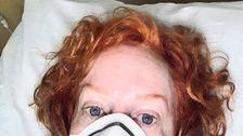 Kathy Griffin Ins Krankenhaus Eingeliefert Coronavirus Isoliert Mit 'Schmerzhaften' Symptome