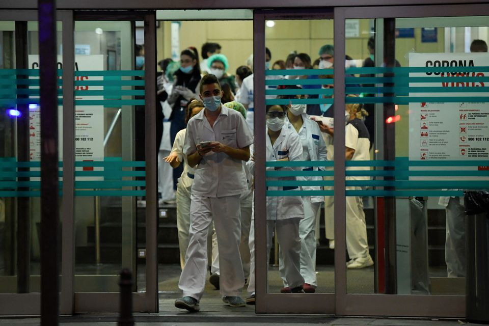 More than 4,000 deaths linked to the virus have now been recorded in
