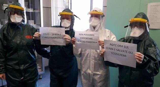 La quarantena non ferma l'attivismo, ci siamo solo spostati