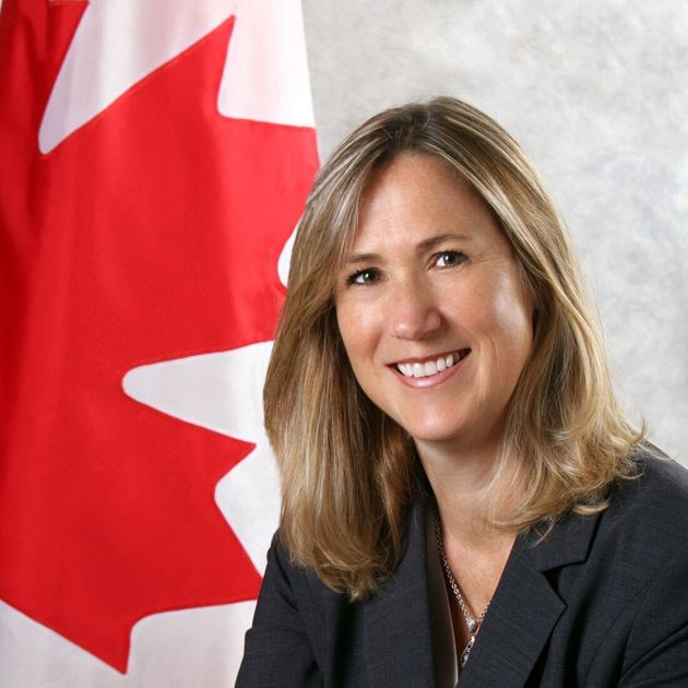 Kirsten Hillman, Canada's ambassador to Washington, is shown in an undated photo from the government...