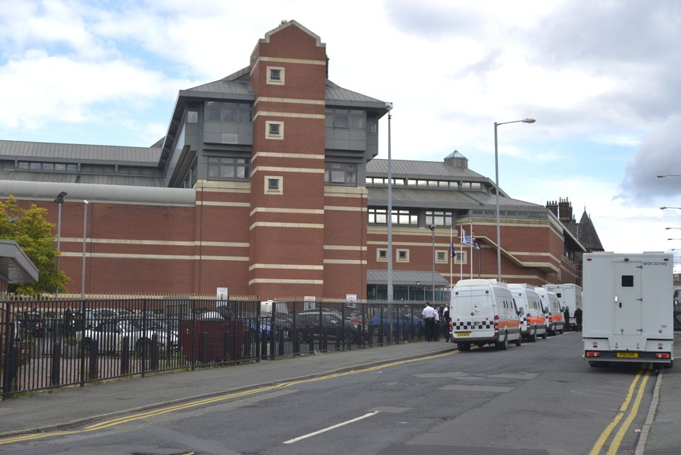 A 66-year-old man, who was serving a sentence at HMP Manchester, has died after contracting the